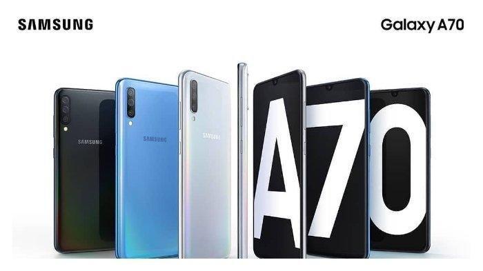 Info Update Daftar Harga HP Samsung Terbaru,  Ada Samsung Galaxy A7, Galaxy A70, Galaxy A71