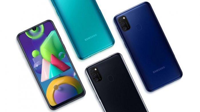 LIST Daftar Harga HP Samsung Terbaru Mei 2020, Galaxy M21 Resmi Meluncur, Dibaderol Rp 2,99 Juta