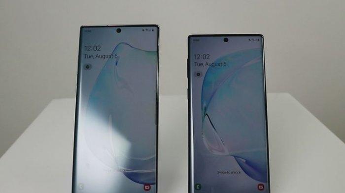 Besok Jadwal Pre Order Galaxy Note 10 di Indonesia, Klik www.galaxylaunchpack.com