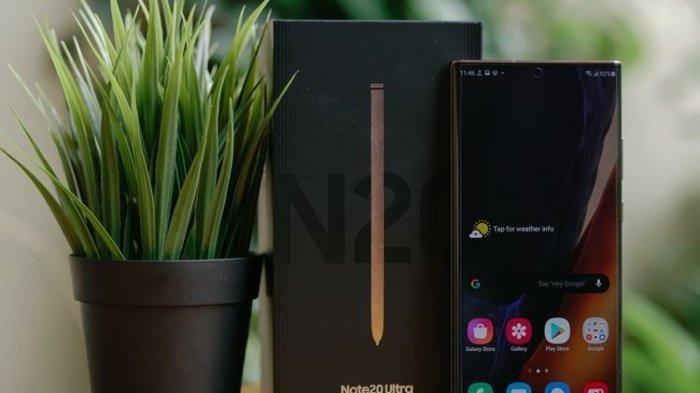 Update Daftar Harga HP Samsung di Bulan Maret 2021 Ada Galaxy S21 Ultra 5G Rp 20 Jutaan