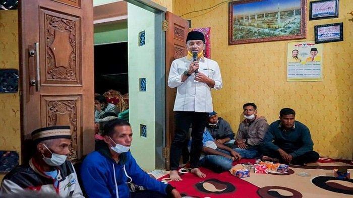 Khairunas Optimistis Hadapi Pilkada Solok Selatan, Antusiasme Masyarakat saat Kampanye