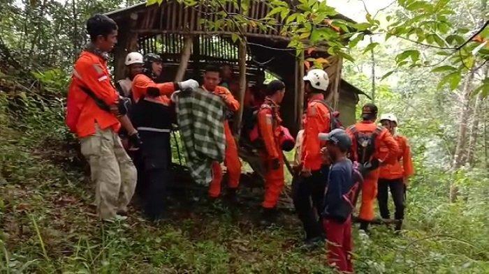 Ditemukan, Kain Sarung Milik Kakek 82 Tahun yang Dikabarkan Hilang di Hutan Jorong Baringin 50 Kota