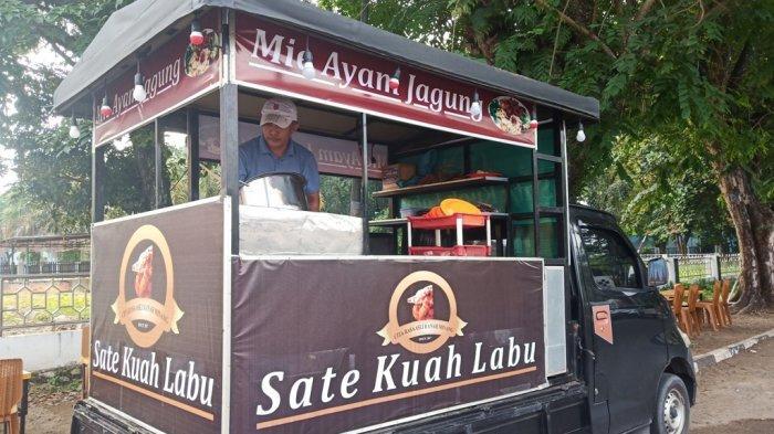 TRIBUNWIKI: Kuliner Ramah Kantong di Kawasan GOR Haji Agus Salim Padang, Mengenyangkan Perut