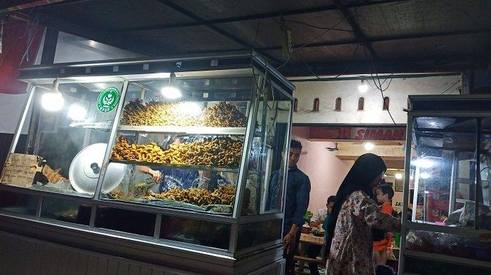 KULINER - Sate Siman di Kota Padang, Bervarian Daging dan Harganya Ekonomis serta Terjangkau