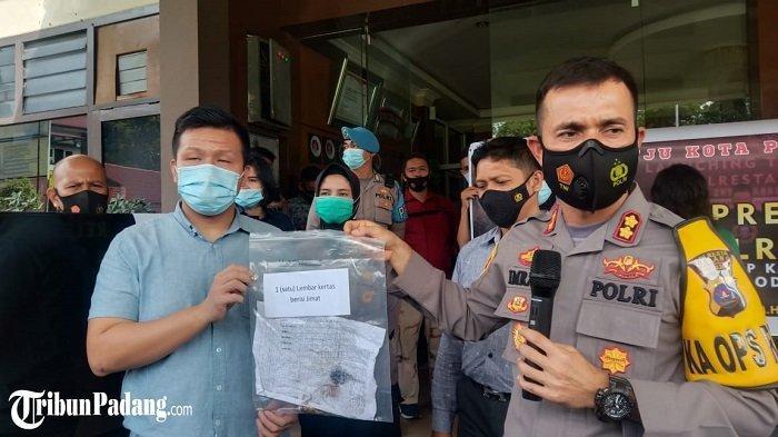 Petugas Satgas Covid-19 Gadungan di Padang Simpan 'Jimat Pagar Diri', Isinya Rambut dan Emas