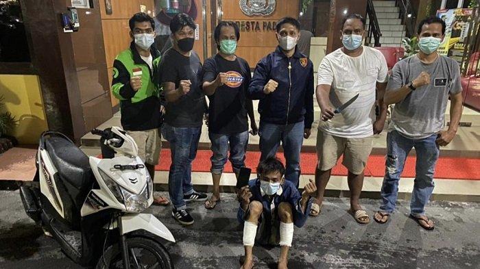 Bermurah Hati Tumpangi Orang di Jalanan, Warga Kota Padang Kehilangan Motor dan HP Dibawa Pelaku