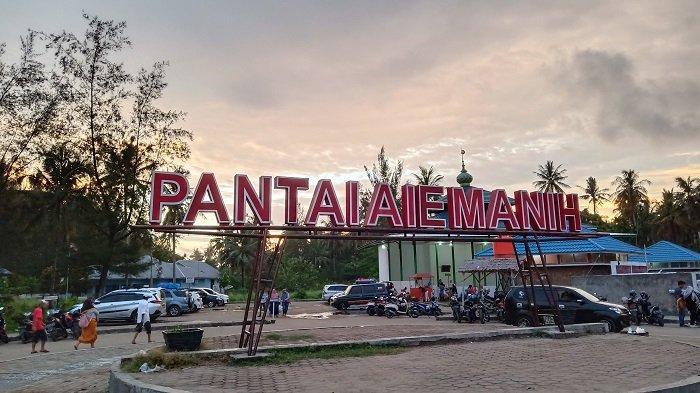 Batu Malin Kundang Bakal Diperbaki, Rp 15 M untuk Revitalisasi Objek Wisata Pantai Air Manis