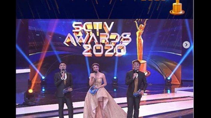 Dimeriahkan Oleh NCT 127, Inilah Daftar Lengkap Pemenang SCTV Awards 2020