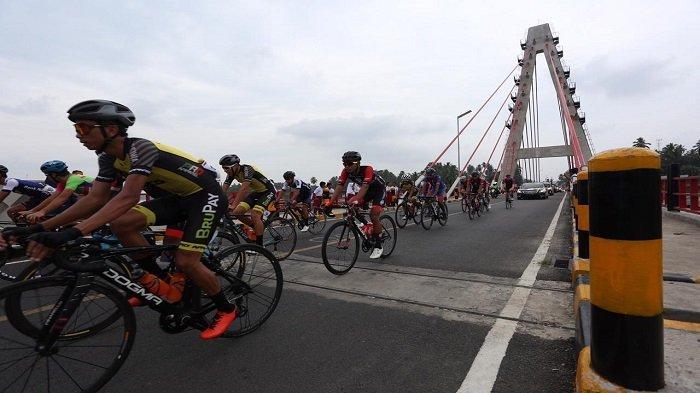 Etape IV Tour de Singkarak (TdS) 2019, 86 Pembalap akan Taklukkan Lintasan Monoton