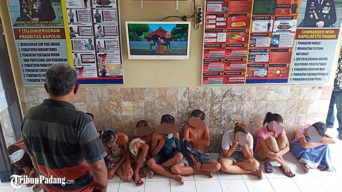 11 Remaja di Padang Jalani Pembinaan di Lembaga Penyelenggara Kesejahteraan Sosial Air Dingin