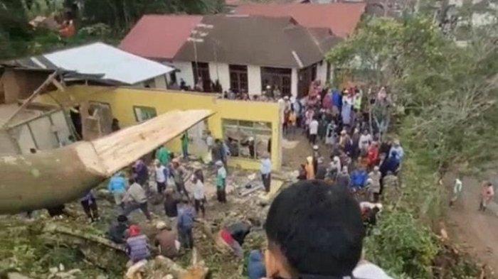 225 Rumah Warga Rusak Akibat Angin Kencang di Tanah Datar, Terparah di Nagari Pandai Sikek