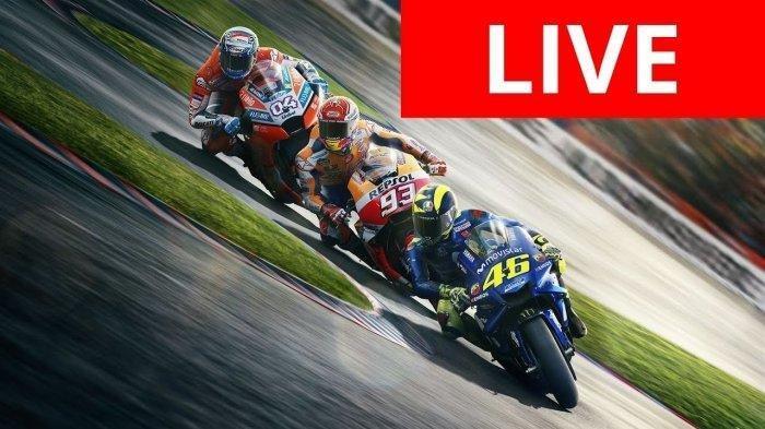SIARAN LANGSUNG Trans 7: Link Live Streaming MotoGP Eropa 2020 Nonton di HP,Race Pukul 20.00 WIB