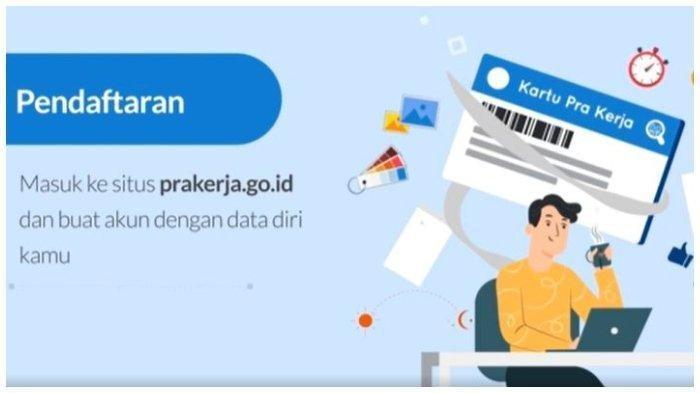 Ayo! Buruan Masih Dibuka, Pendaftaran Kartu Prakerja Gelombang 20: Login www.prakerja.go.id