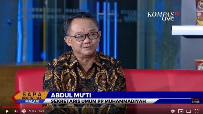 Kronologi Nomor WhatsApp Sekum PP Muhammadiyah Abdul Mu'ti Diretas, Awalnya Diajak Gabung Grup