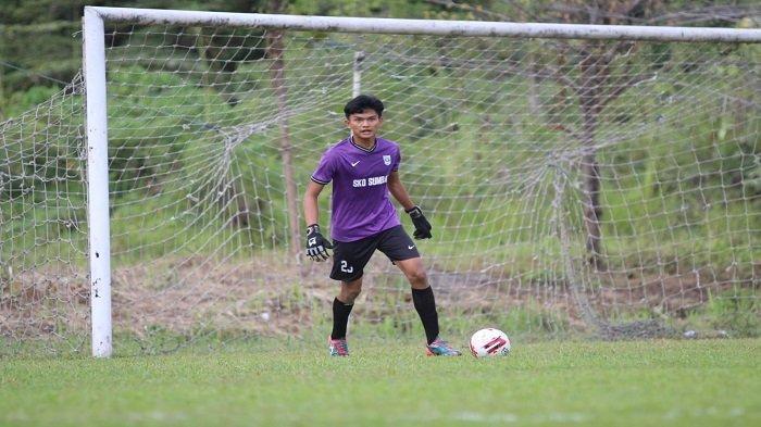 Selain Pemain Semen Padang FC, Kiper Akdemi SKO M ZackyJuga Dipanggil Shin Tae Yong