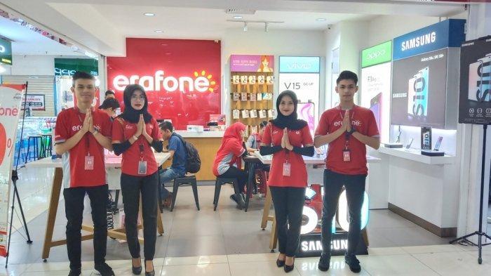 Harga Iphone 6S Plus 32 GB di Padang, Erafone Plaza Andalas Sediakan Cashback Hingga Rp2 Juta