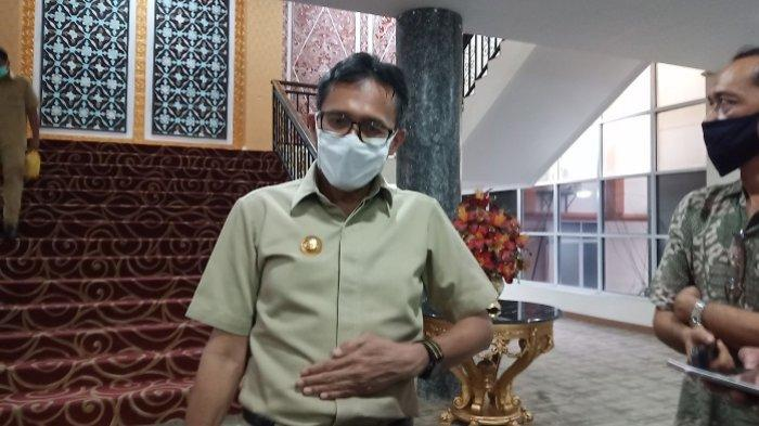 Jika Pasien Corona di Sumbar Meledak Tak Terkendali, Gubernur Irwan Prayitno: Giatkan T2IT