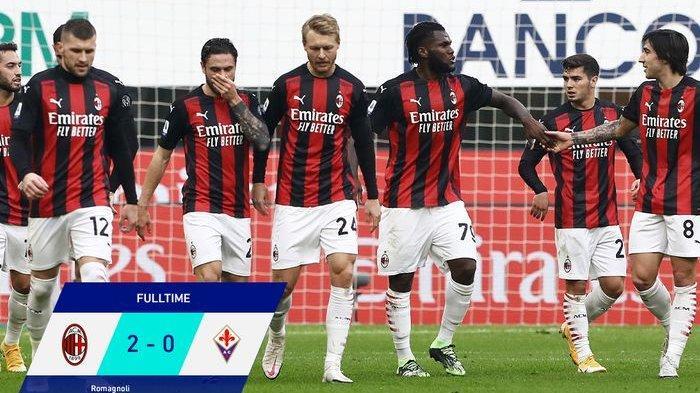 Bukan Ante Rebic dan Sandro Tonali Pahlawan Kemenangan AC Milan, Ini Hasil Liga Italia Pekan ke-9