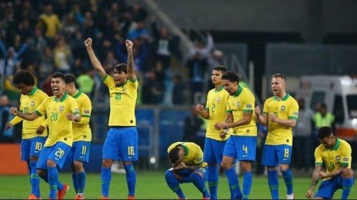 HASIL Brasil vs Peru - Paqueta Jadi Pahlawan Tim Samba, Buktikan AC Milan Keliru Membiarkan Hengkang