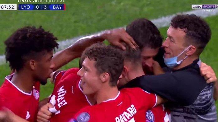 Bayern Muenchen Berjibaku untuk Lolos 16 Besar, Hanya  Tersisa 10 Pemain Singkirkan RB Salzburg