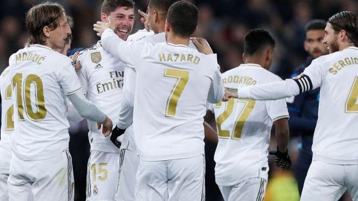 Hanya 10 Menit Awal El Clasico Berlangsung Imbang, Barcelona dan Real Madrid Lalu Jual Beli Serangan