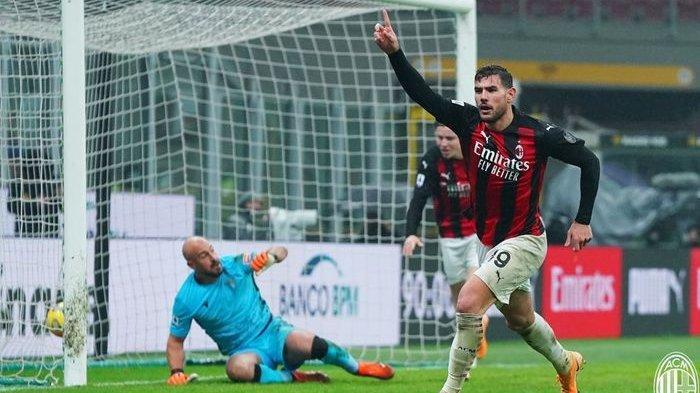 AC Milan Vs Inter Milan, Reuni & Duel Theo Hernandez Vs Achraf Hakimi, Kompak Cabut dari Real Madrid