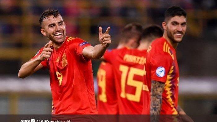 Spanyol vs Polandia - La Furia Roja Haus Kemenangan, Bakal Terganjal Robert Lewandowski Cs