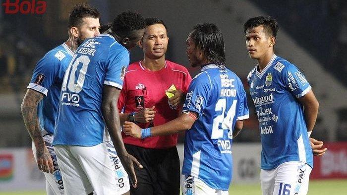 INGAT Striker Naturalisasi Pernah Buat Luka di Stadion Si Jalak Harupat