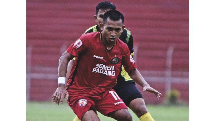 Semen Padang FC Perpanjang Kontrak Vivi Asrizal, Mantan Pemain Tarkam yang Awali Karir di Persiraja