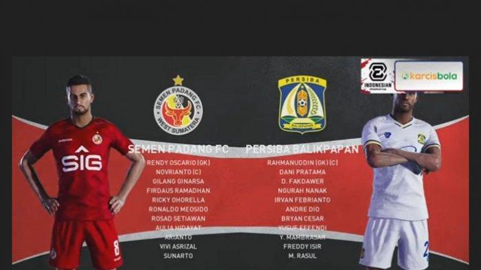 Kalahkan Persiba Balikpapan, Semen Padang FC Dulang 6 Poin di Indonesia E-Football Cup 2021