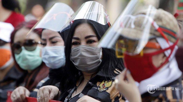 Satgas Penanganan Covid-19 Soroti Aksi Demonstrasi pada Masa Pandemi, Terkait Protokol Kesehatan