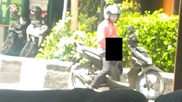 VIRAL Video Pria Bermotor Beat Onani di Pinggir Jalan Payakumbuh, Perekam: Astagfirullah!