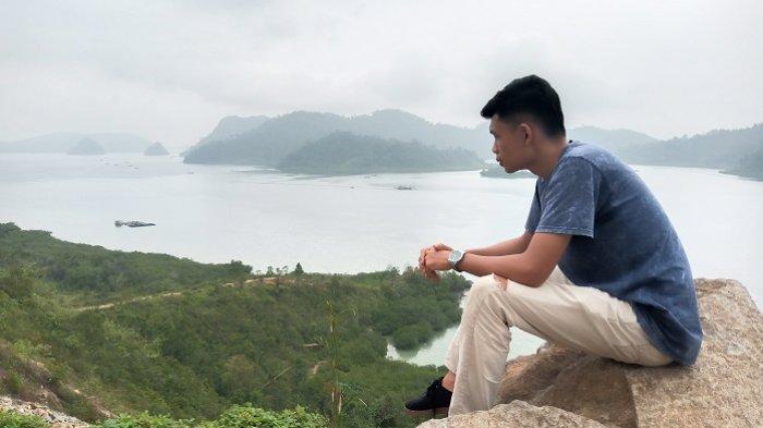 Menikmati Pemandangan Gugusan Pulau di Kawasan Mandeh Pesisir Selatan, Pilihan Wisata Akhir Pekan