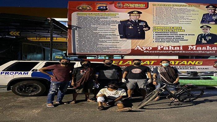 Sepeda Wimcycle Curian di Padang Dijual ke Solok, Tim Klewang Ringkus Pelaku dan Hadiahi Timah Panas