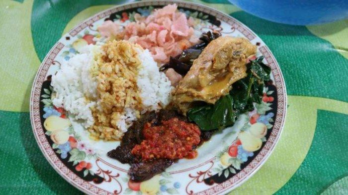 Ketika Nasi Padang, Sate Taichan, Bakso dan Tenderloin Steak Tanpa Daging, Apa Rasanya?