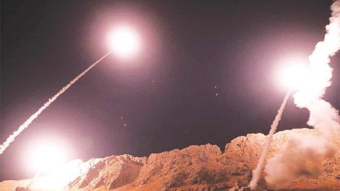 80 Tentara AS Dilaporkan Tewas Akibat Serangan Rudal Iran, Donald Trump segera Buat Pernyataan