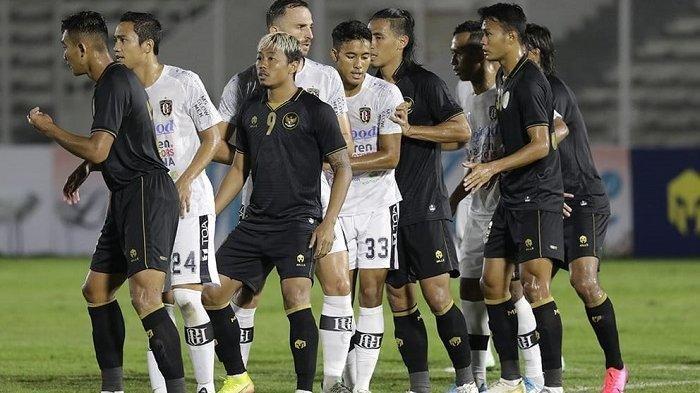 HASIL Timnas Indonesia U-23 vs Bali United: Serdadu Tridatu Takluk Atas Skuat Shin Tae-yong