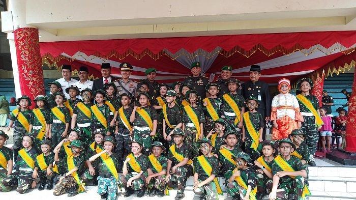 Letkol Arh Nova Mahanes Yudha Resmi Jabat Dandim 0312/Padang