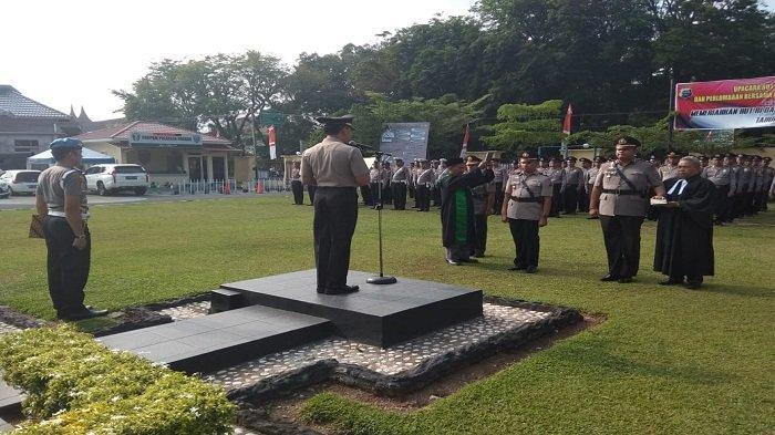 Dua Kapolsek di Jajaran Polresta Padang Diganti, Satu Pejabat Kapolsek Dirotasi