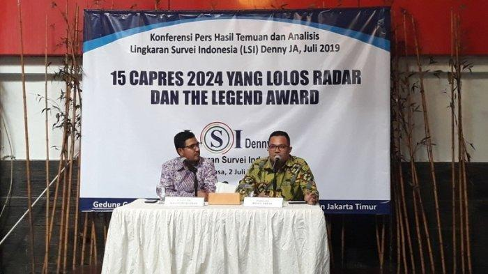 Prediksi Capres 2024, 15 Tokoh Masuk Bursa, Anies Baswedan Gatot Nurmantyo hingga Ridwan Kamil