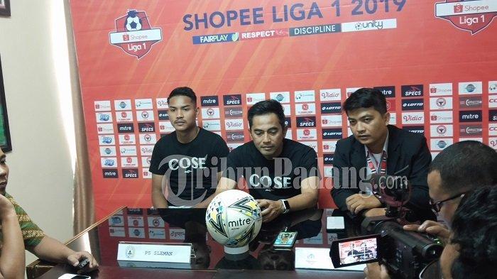 PSS Sleman Hanya Bawa 17 Pemain ke Padang, Gara-gara Cedera Pemain dan Akumulasi Kartu