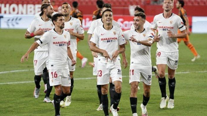 Dua Sosok yang Hengkang dari Real Madrid, Ternyata Jadi Kunci Sukses Sevilla Juara Liga Europa