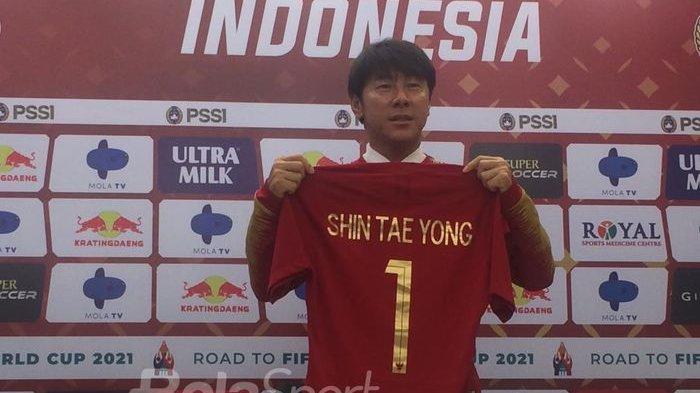 Timnas Indonesia Boyong 5 Striker ke Dubai, Faktanya Gelandang Evan Dimas Jadi Pencetak Gol