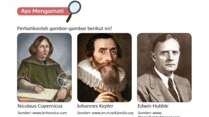 Siapakah Tokoh Penemu Angkasa Luar yang Paling Kamu Kagumi? Mengapa?