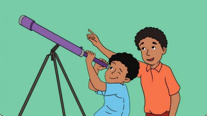 Siapakah yang Pertama Menemukan Alat dan Benda Teleskop? Jawaban Tema 9 Kelas 6 SD