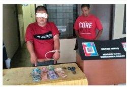 Pencuri Kotak Amal di Masjid Raya Sumbar Diringkus, Polisi Amankan Uang Rupiah dan Ringgit