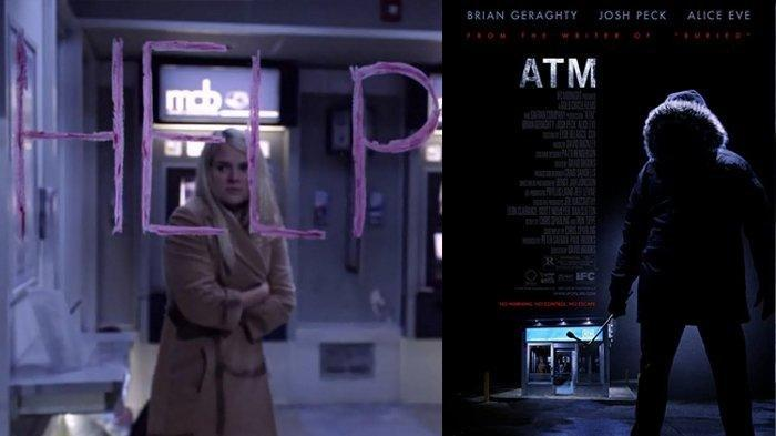 Sinopsis ATM (2012), Film Bioskop Trans TV Malam Ini Jumat 28 Agustus 2020, Ancaman Psikopat