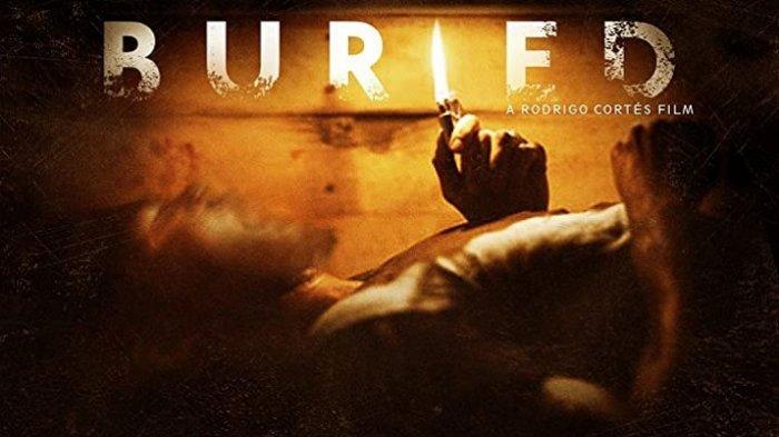 Sinopsis Buried, Film Bioskop Trans TV Sabtu 1 Agustus 2020, Kisah Pria Terjebak dalam Peti Mati