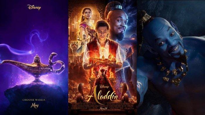 Jadwal Film Disney's Aladdin Tayang di Bioskop Indonesia Berlanjut Hingga Minggu (26/5/2019)