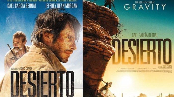 Sinopsis Desierto, Film Bioskop Trans TV Sabtu 22 Agustus 2020, Dibintangi Gael Garcia Bernal